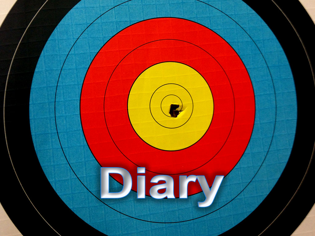 Bowmen of Danesfield - Diary
