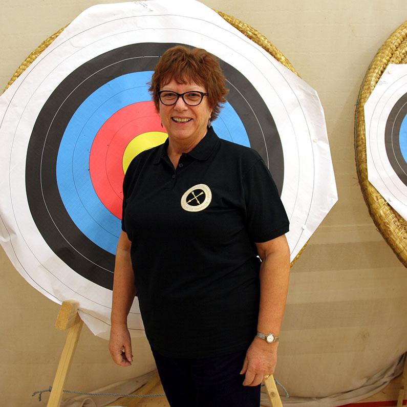 Ladies Polo Shirt - Bowmen of Danesfield