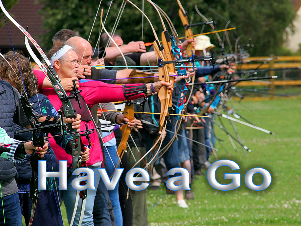 Bowmen of Danesfield - Have a Go